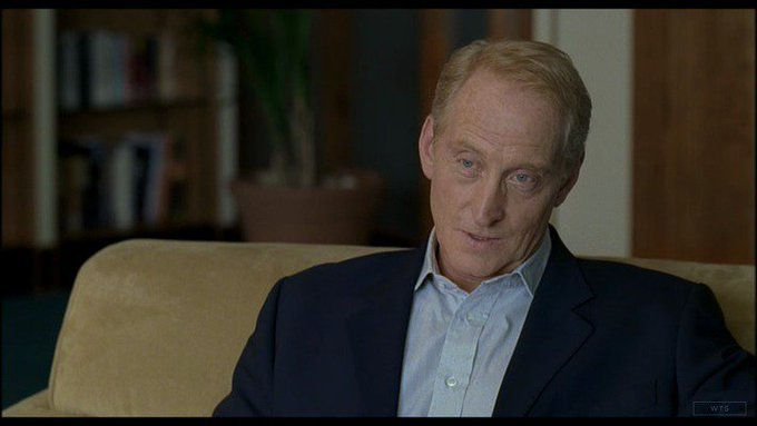 New happy birthday shot What movie is it? 5 min to answer! (5 points) [Charles Dance, 71]