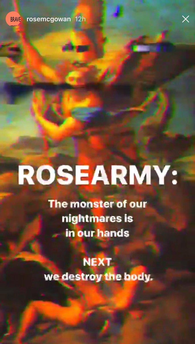 #rosearmy