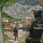 Brazilian military return to Rio favela after gang shootout