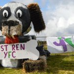 Scottish young farmers' hay bale art finalists revealed