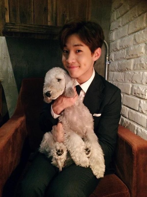 Happy birthday to the most talented musician in Korea HENRY LAU BABY