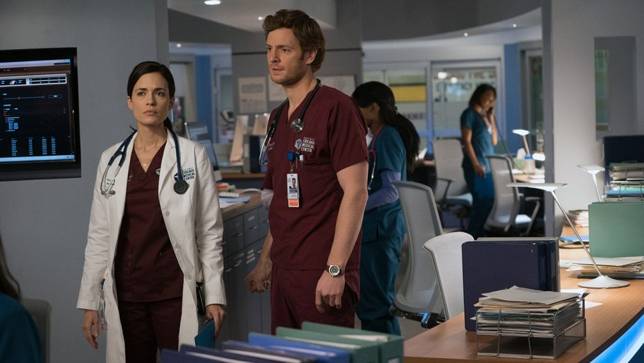 ChicagoMed season three gets November return date on NBC