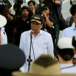 Rodrigo Duterte tours Australian warship, warns of North Korea's 'violent plans'