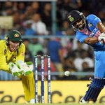 Australia beat India by eight wickets in second T20