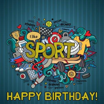 Brett Favre, Happy Birthday! via Happy birthday.