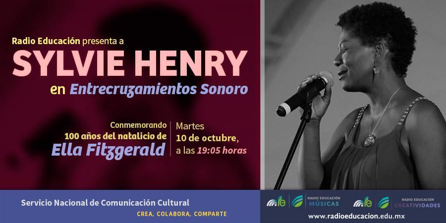 Hoy a las 19:05 h #EntrecruzamientosSonoro con Sylvie Henry. Sesión en vivo por https://t.co/KZ5cdQPFvJ https://t.co/DarlYPD6YL
