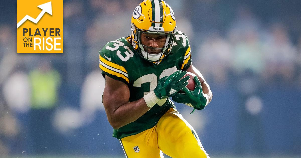 UTEP grad @Showtyme_33 cherishes opportunity to make first NFL start in Texas  ��: https://t.co/Rn8WNa5wIZ  #GoPackGo https://t.co/jsYLo861oR