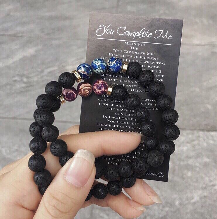 Obsessed with our You Complete Me Bracelets from https://t.co/VlG4s7Ctu1 ����✨ https://t.co/zPKYv4Gw9q