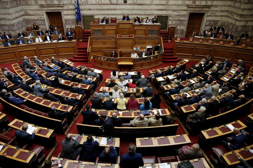 Greece passes sex change law opposed by Orthodox Church