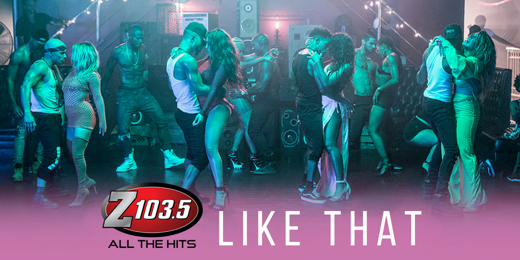 We like that @Z1035Toronto is bumpin #HeLikeThat. Thanks, Toronto! https://t.co/NH6lAFfDma