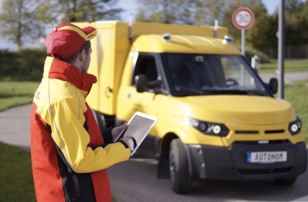Deutsche Post DHL to deploy self-driving delivery trucks by 2019 https://t.co/9yVRKT5oy6 https://t.co/ZuzEAce7cN