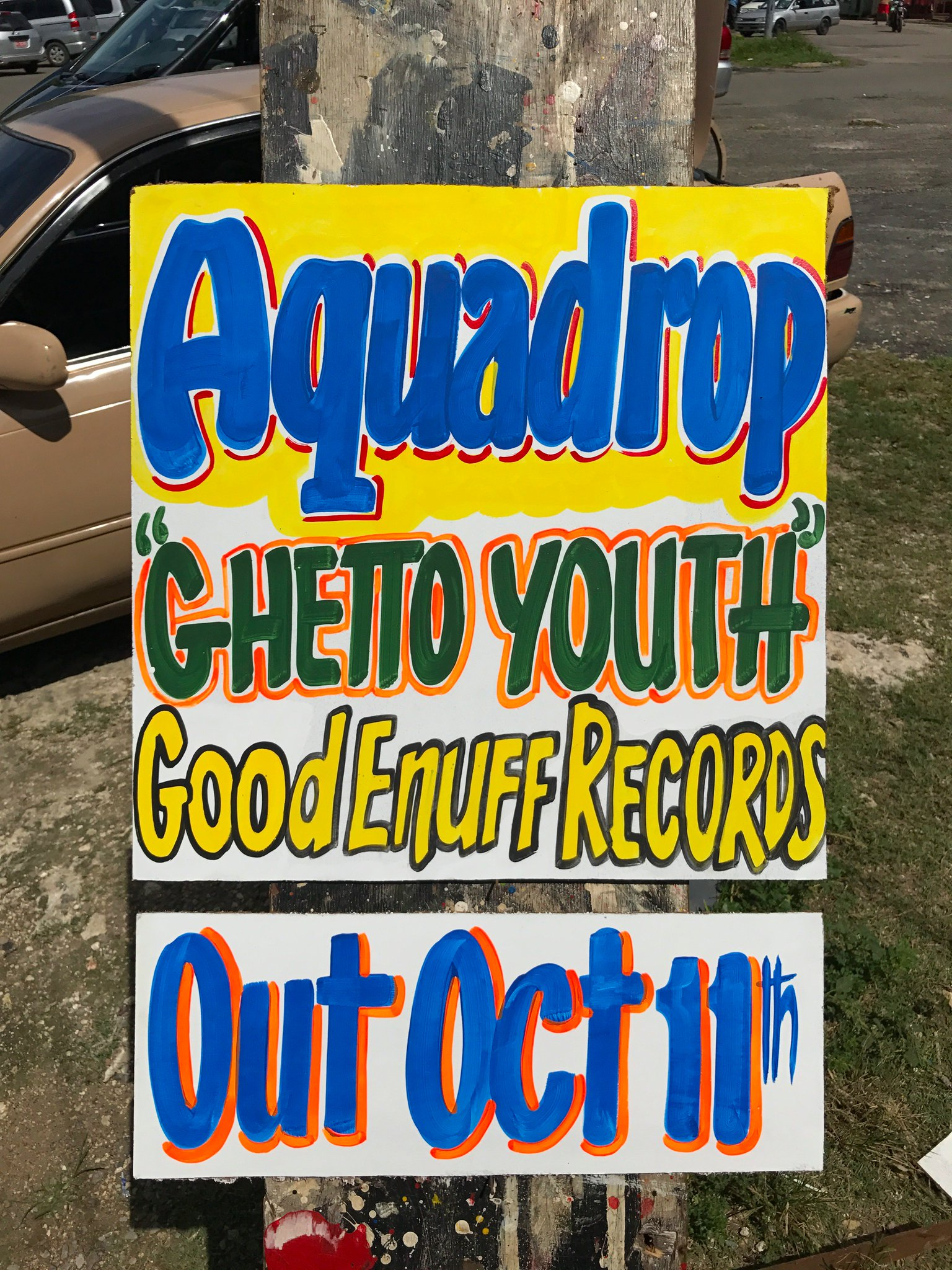 dropping new @1aquadrop1 on @GoodEnuff tomorrow �� https://t.co/J4RNYDNcOu