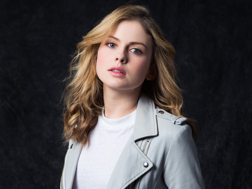 Happy Birthday Rose McIver