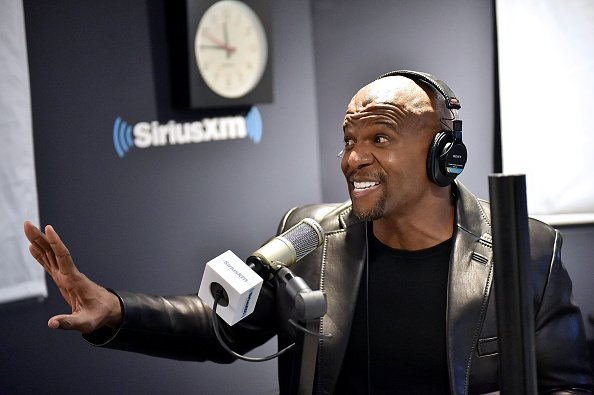 Terry Crews describes being sexually assaulted by a Hollywood exec