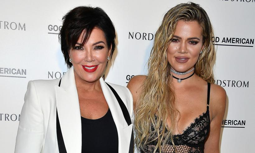 Did Kris Jenner just confirm Khloé Kardashian's pregnancy?