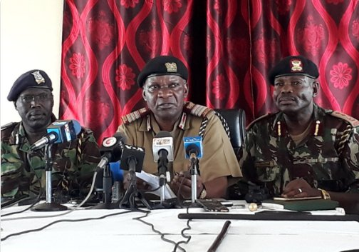 Security officers caution against disrupting Thursdays' poll - KBC TV | Kenya's Watching