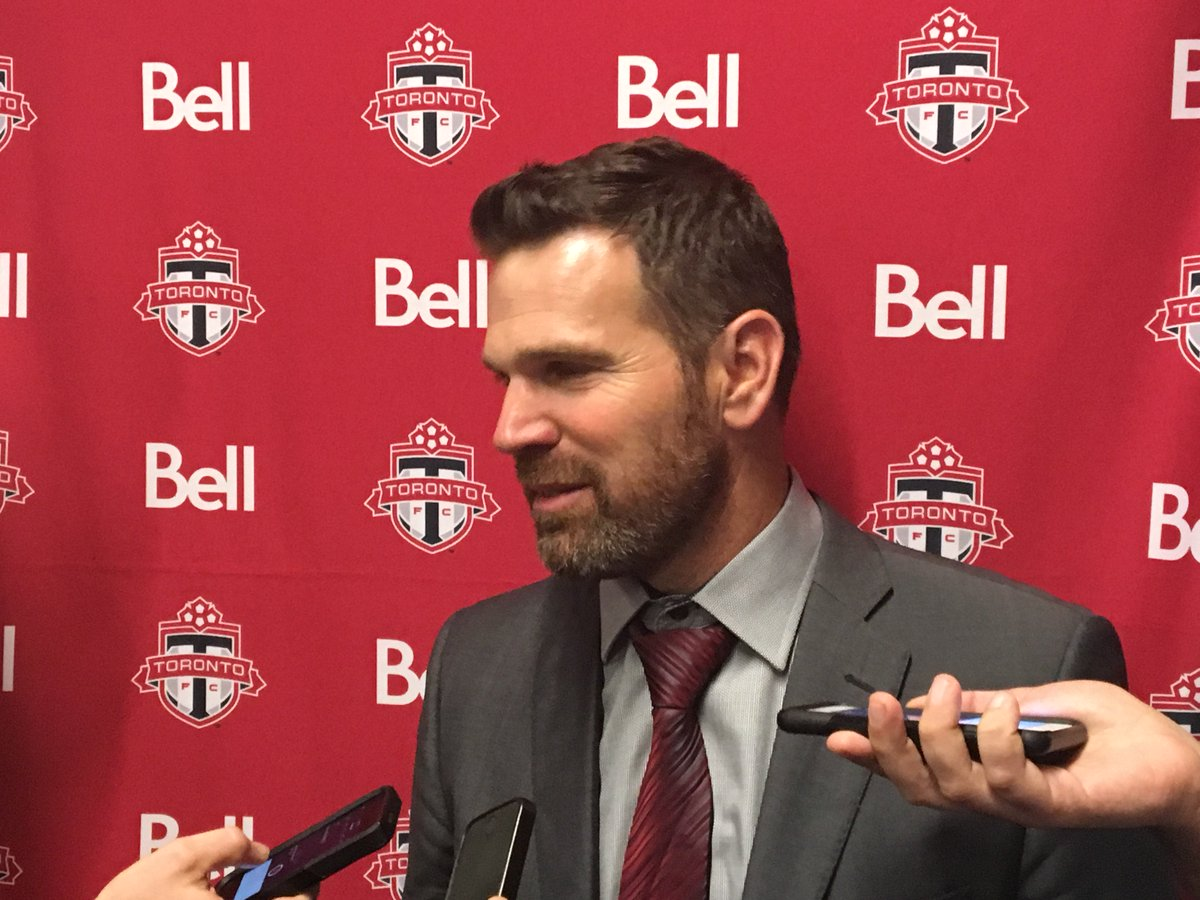 Head coach Greg Vanney meets the media following last night's record-setting result  📽: https://t.co/sizuhpWr8H  #TFCLive | #ATLvTOR https://t.co/0zWXmXUySq