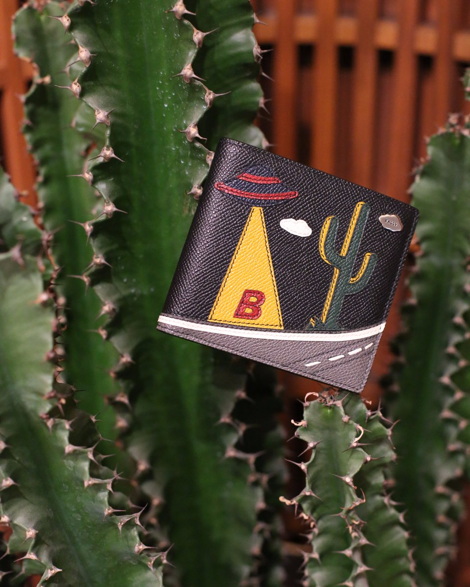 Spotted: the Bally Brasai wallet in it's natural habitat 🌵 https://t.co/NjVQRYhNz9