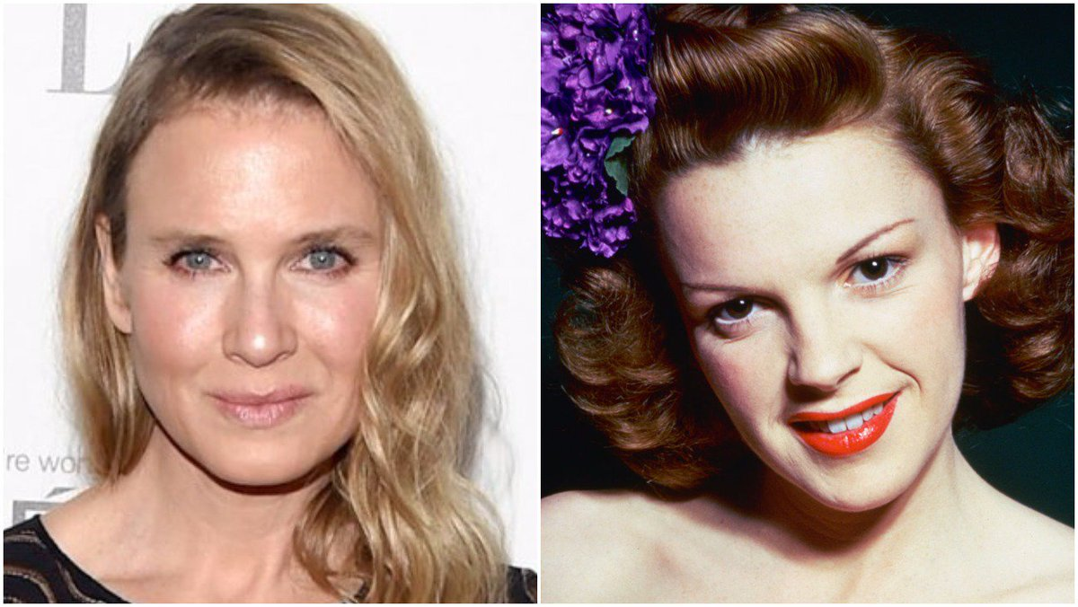Renee Zellweger to play Judy Garland in drama from 'The Crown' writer Tom Edge