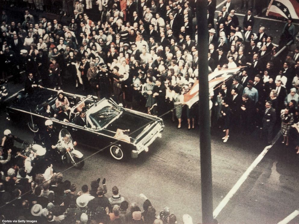 What you need to know about the secret John F. Kennedy assassination files set for release: https://t.co/m0yZOAHj7u https://t.co/v58NB62a8d