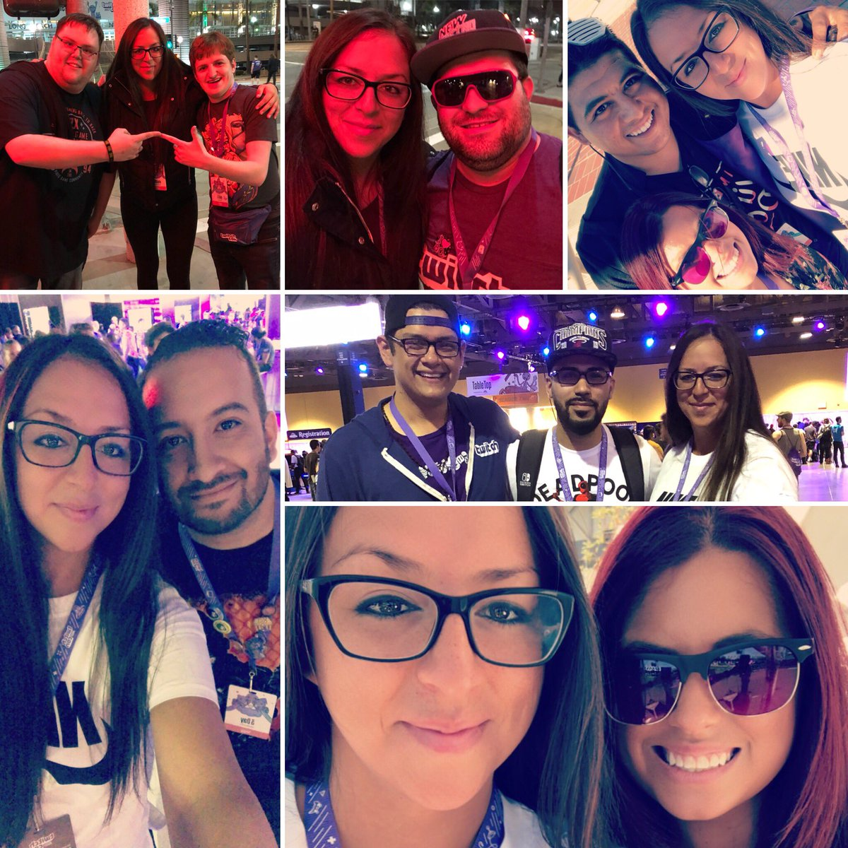 #TwitchCon was simply amazing! I'm so excited to see you all again & meet more amazing friends! I love you all! 💜 https://t.co/uIjWM5Tba9