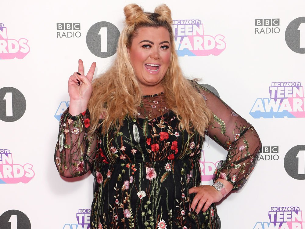 Gemma Collins Responds To Her Radio 1 Teen Awards Fall Going Viral