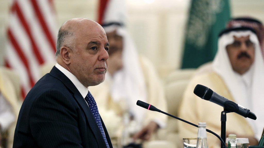 Iraq PM Abadi's office criticises Tillerson comments about Iran-backed militias
