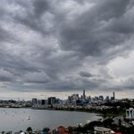 Severe weather eases as temps set to soar by week's end