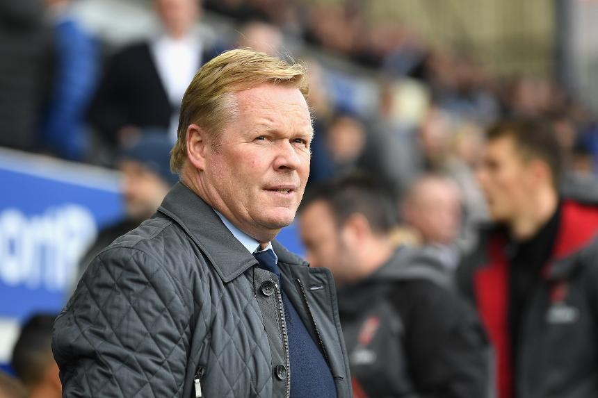 Everton have parted company with manager Ronald Koeman  More ➡️ https://t.co/CKJUPbJcdx https://t.co/jB8qSsWYYc