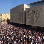 Thousands march in Malta over journalist killed in car bomb