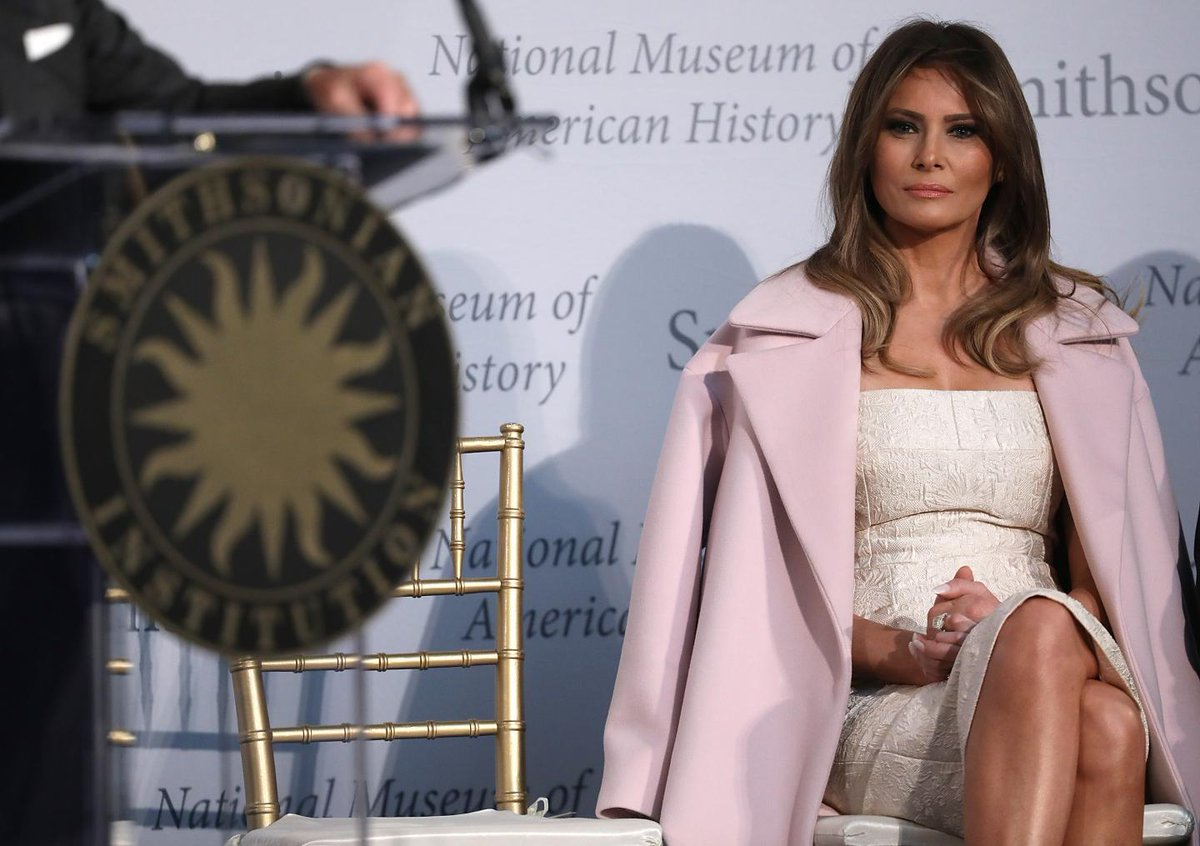 Melania Trump is lonely, racist and obsessed with Michelle Obama in this new short story