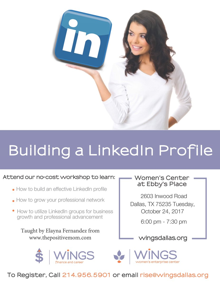 test Twitter Media - Build a LinkedIn profile that stands out! Register for this free workshop at rise@wingsdallas.org. @thePositiveMOM_ #WiNGSDallas https://t.co/aIGzRbxsRG