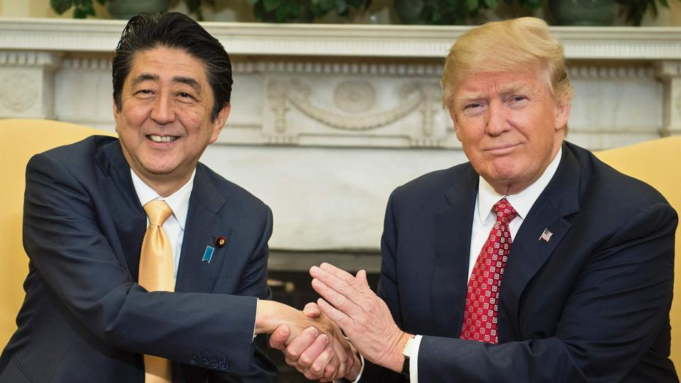 Trump called to congratulate Abe on 'big win': White House
