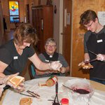 Churches spread love through peanut butter and jellies (PHOTOS)