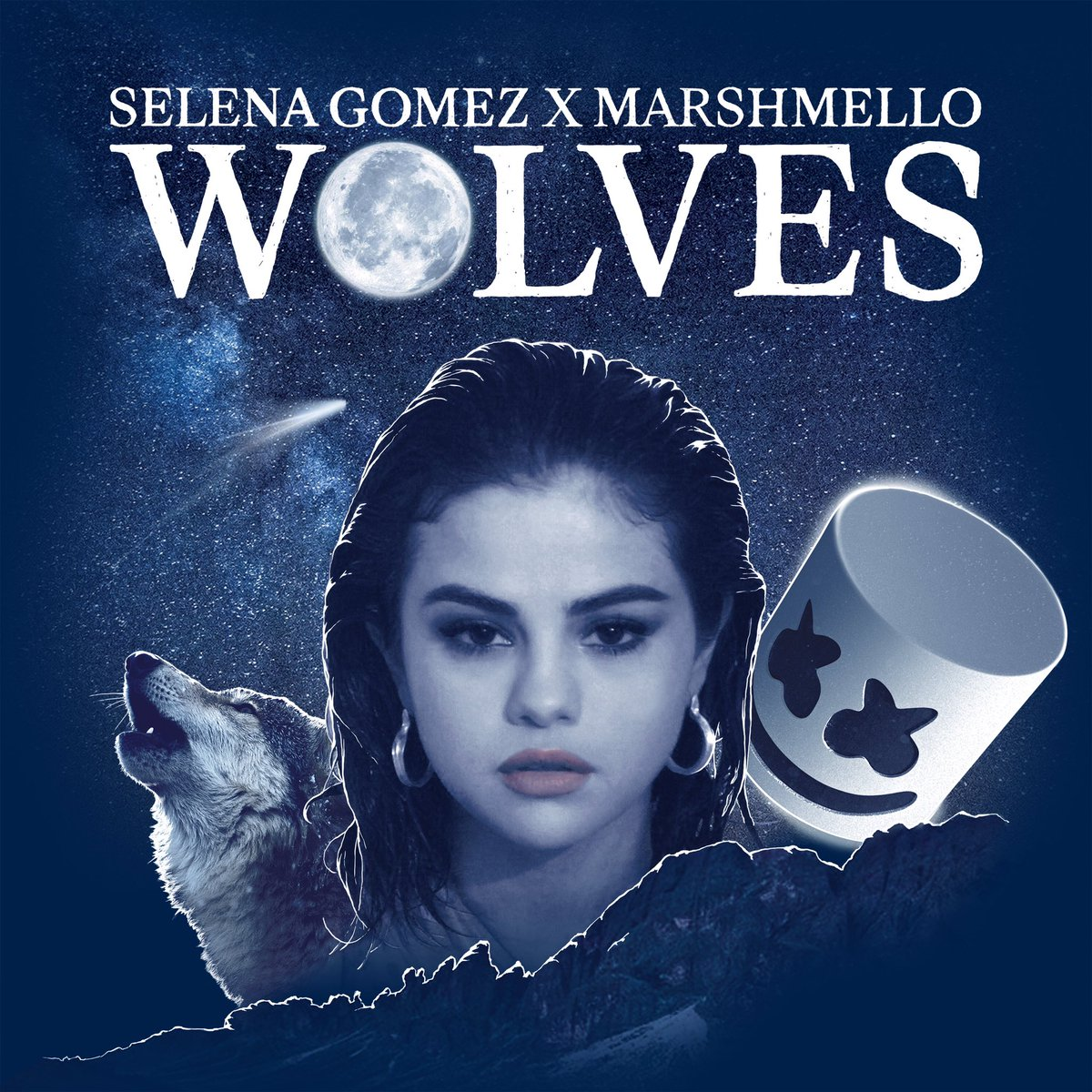 RT @selenagomez: I've been running through the jungle, I've been crying with the wolves. 10.25. https://t.co/ZN9vZTcPnZ