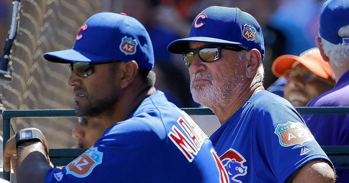 Nationals to interview Cubs bench coach Martinez for managerial job https://t.co/9EFjJOOpxa https://t.co/jhWRHZC8Hm