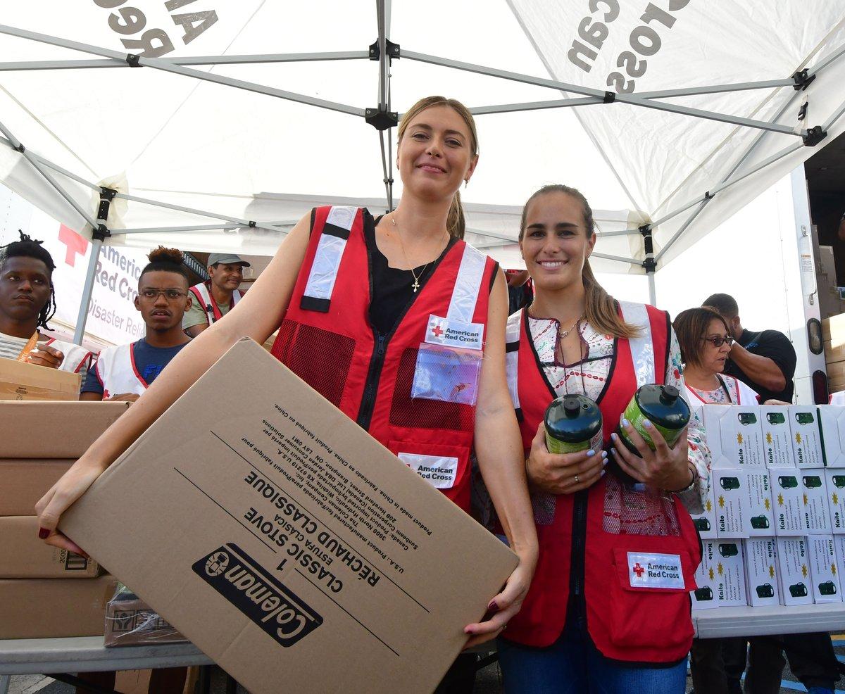 RT @Metro_PR: @MonicaAce93 y @MariaSharapova un junte humanitario en Loíza (vía @elcalcePR) https://t.co/HiuJFKzgVI https://t.co/R0qMijXfYM