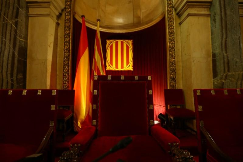 Catalonia warns of civil disobedience as Madrid readies direct rule