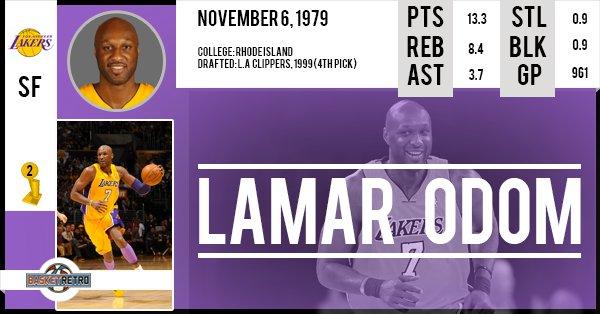 Happy birthday Lamar Odom