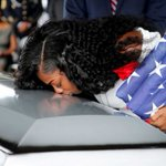 US soldier's widow says Trump forgot her husband's name in condolence call