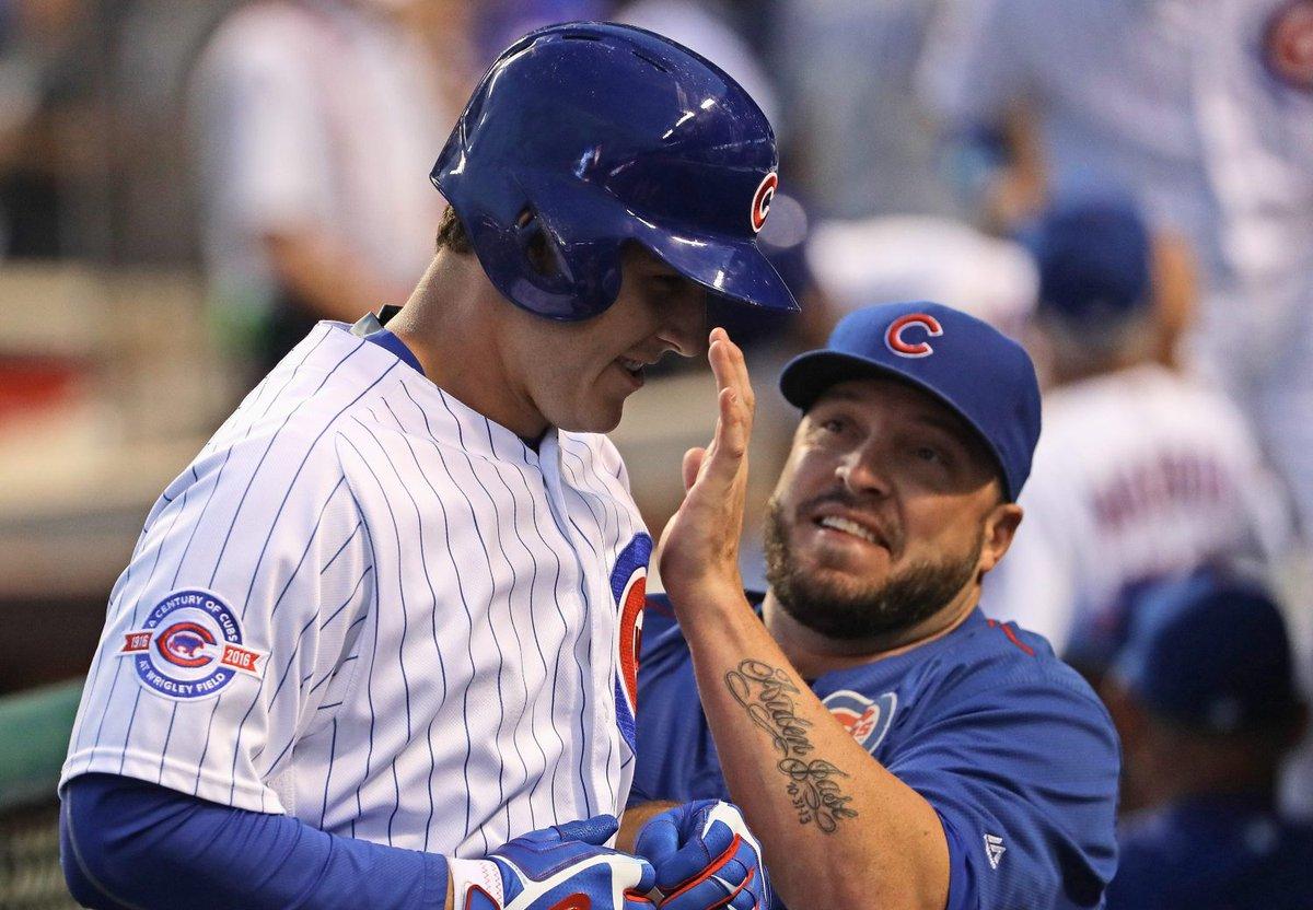 Report: Eric Hinske Leaves Cubs To Become Angels' Hitting Coach https://t.co/0mEUwzZVXA https://t.co/vSg1SvJTlp