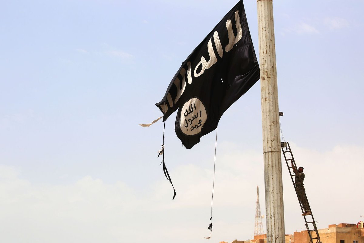 What does the end of ISIS mean? @stephenWalt tackles this