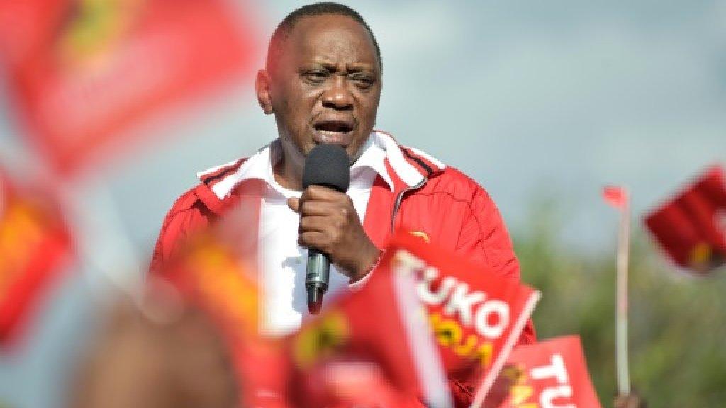 Envoy warnings as Kenya's divisive poll re-run approaches