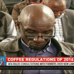 Agriculture and Food Authority holds consultations with coffee farmers over new laws