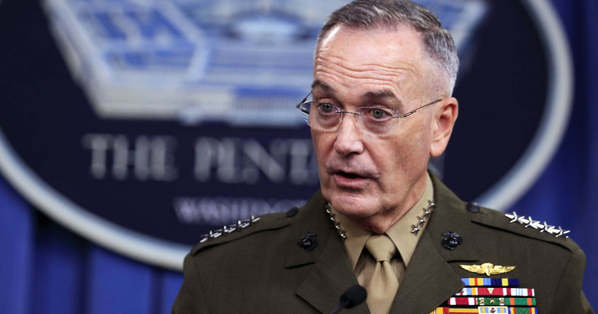 Top U.S. General says families deserve answers on Niger, but he has few