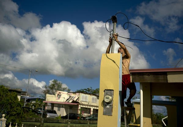 The 2-year-old Montana firm hired to restore power in Puerto Rico had only 2 full-time employees as of the day Hurricane Maria struck the island https://t.co/8CZamUNT6H https://t.co/QyFZ6fKKT1