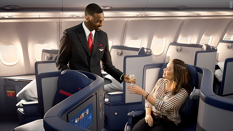 Wanted: 1,000 new Delta flight attendants -- and the competition is stiff