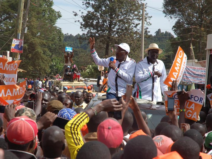 Rigging machinery already at work, no need for poll – Raila