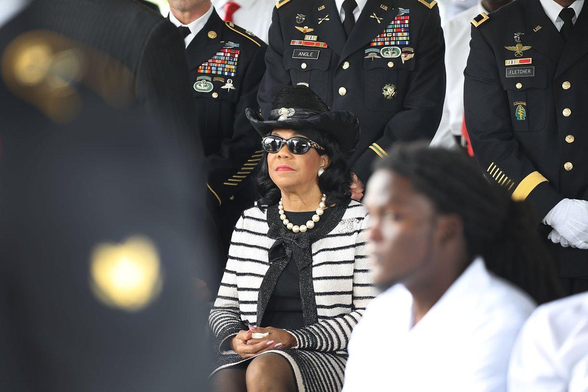 "Donald Trump was ""stumbling"" and forgot La David Johnson's name, his widow says"