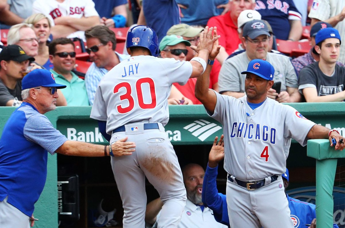 Levine: Cubs Bench Coach Dave Martinez To Interview For Nationals' Managerial Opening https://t.co/UZB3RpKxlO https://t.co/NCtzBFeJ1k